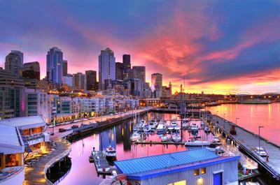 Ville mondiale 6 : Seattle !