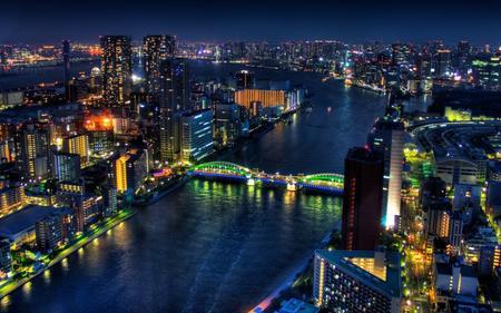 Ville mondiale 7 : Tokyo !