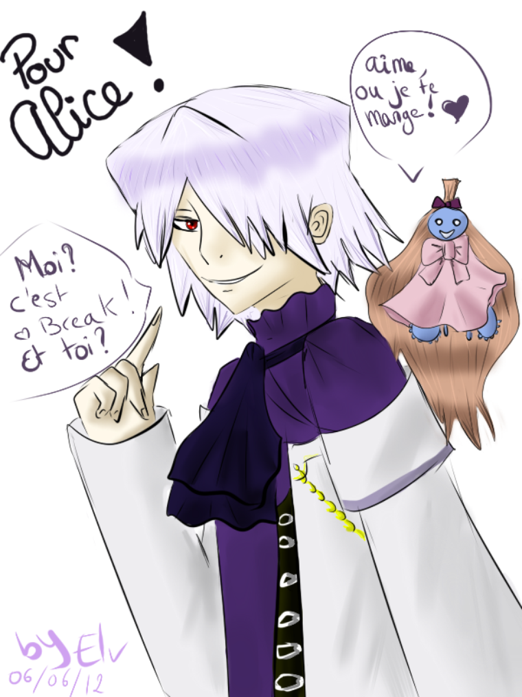 La commande pour Alice ! allias Clara-Lisa620
