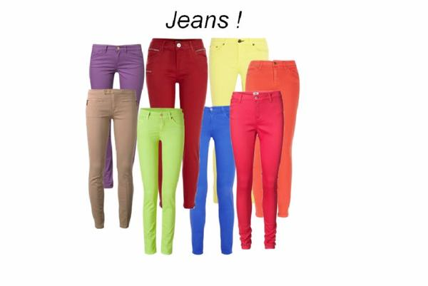 Mode Jeans !