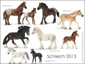 Schleich 2013!