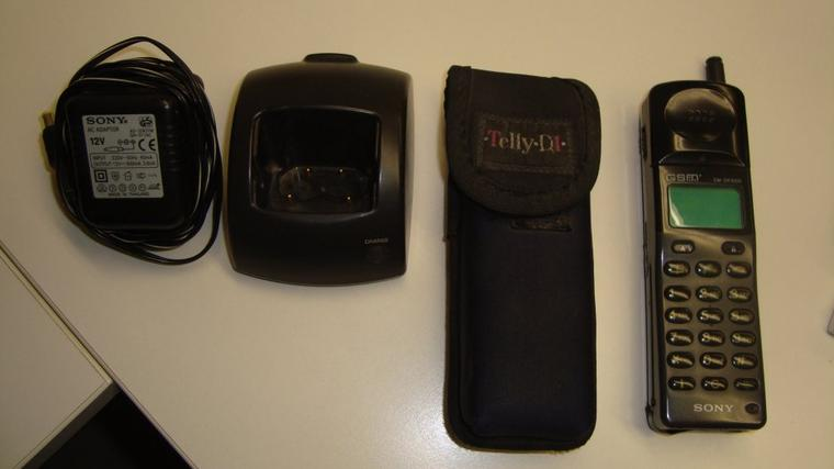 Telefon Mobile  plus modern du Monde