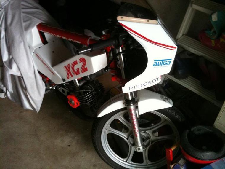 Ma XG2 , ouiiiiiiii