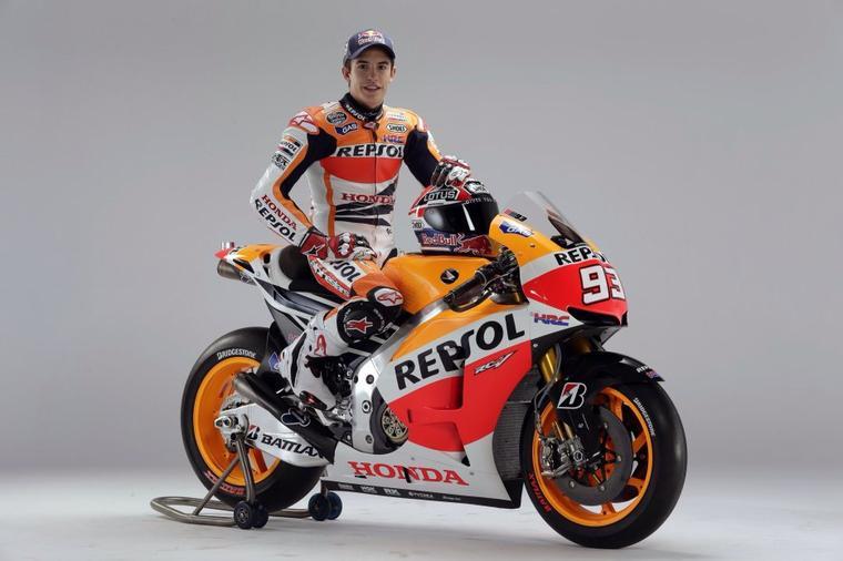 Espagne a marqué l'histoire de la moto