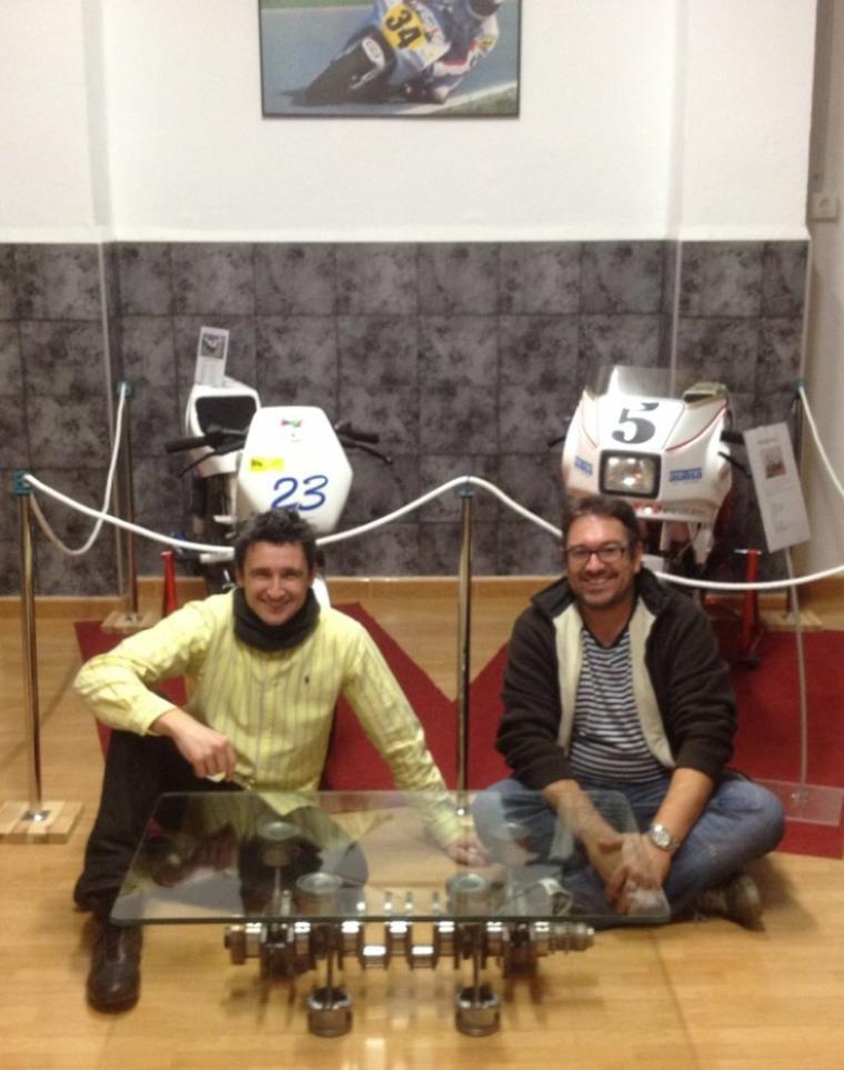 Exposition MTR Motogac Racing & Peugeot XG2 ;)