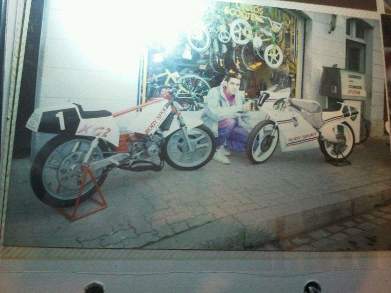 Cycles Freis - Roby Sport -Strasbourg 1990 ?