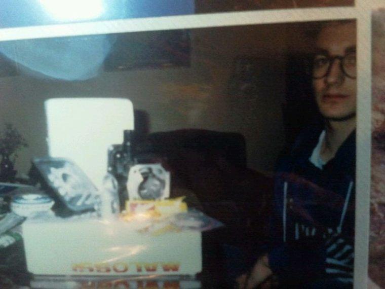 1991 mon premier  Kit Malossi