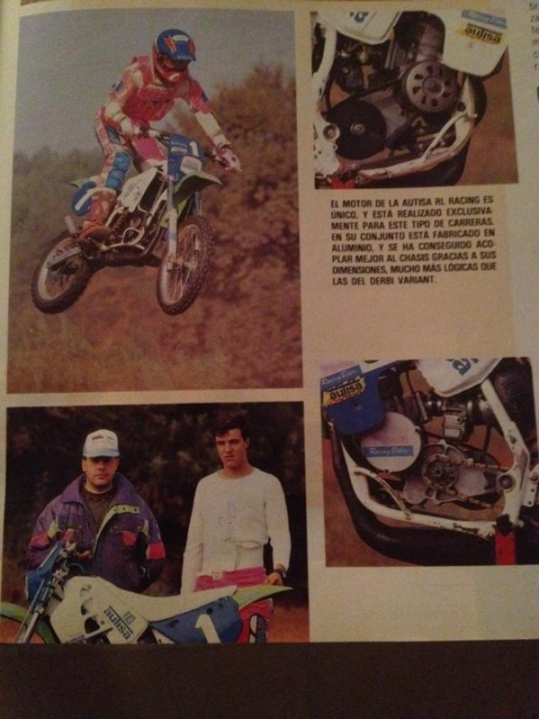 Mob de course 1993 MobCross Revue