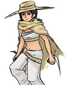 Les différentes tenues d'Epon (1)