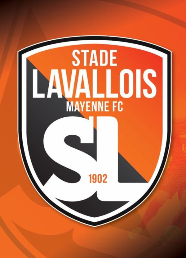 STADE LAVALLOIS : NOUVEAU LOGO