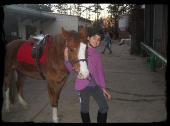 Cours d'équitation du [10/11 au 01/12]