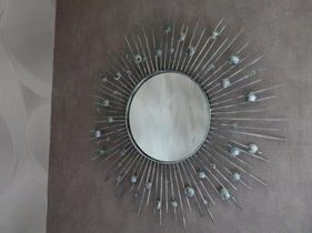 Cérusage d'un Miroir