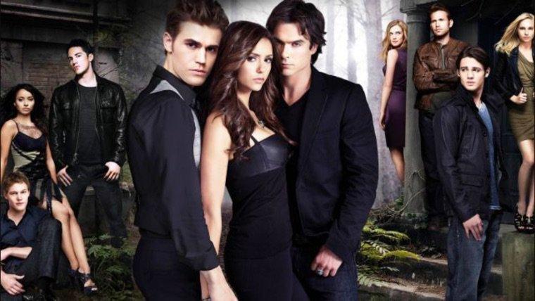 Vampires diaries ❤
