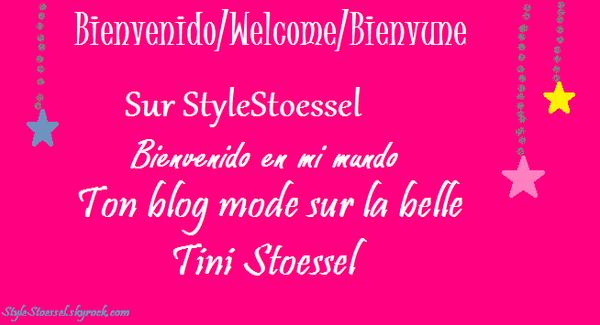 Bienvenido/ Welcome/ Bienvenue!