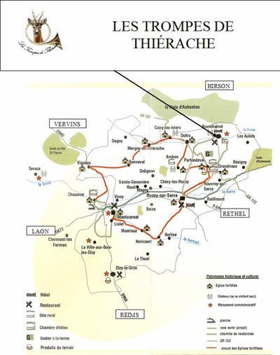 L'ASSOCIATION : LES TROMPES DE THIÉRACHE