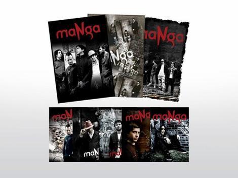 maNga - Poster