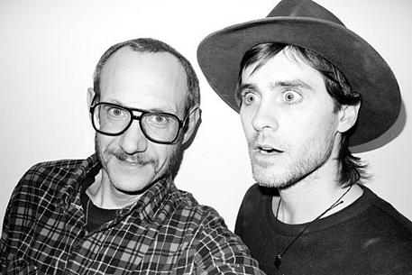By Terry Richardson (Spécial Jared Leto)