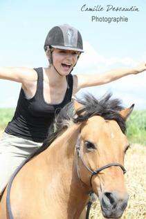 « Ce n'est pas un cheval et vous n'êtes pas dans un manège, c'est un partenaire de danse et vous êtes sur scène. »