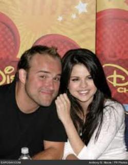 Selena Gomez et David Deluise