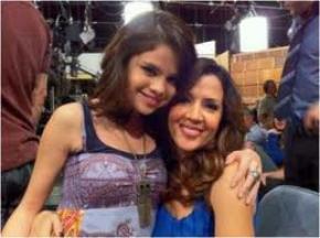 Selena Gomez et Maria Calnas Barrera !