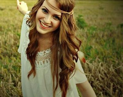 Quand je suis avec vous, je ne peux que sourire.