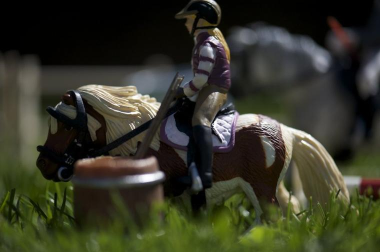 Le Pony-Games .