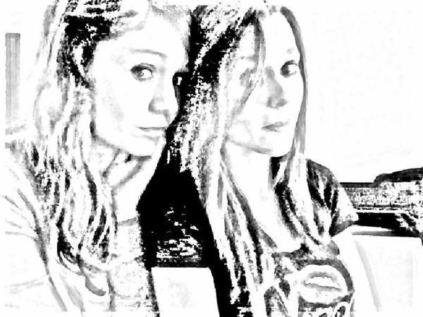 nous,deux fille au pays des bisounours
