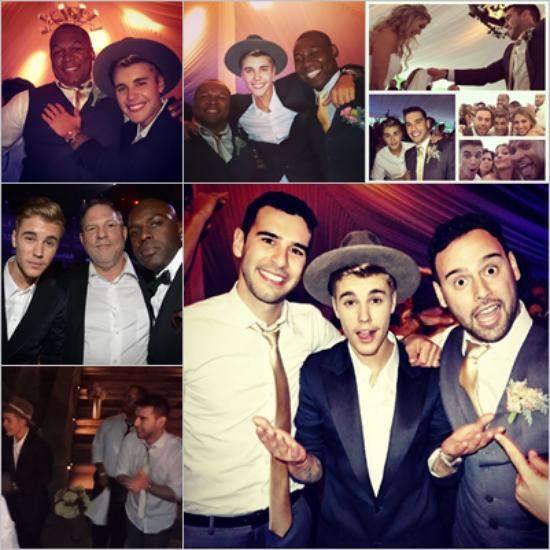 LE 24/05 - Justin a été vu sur un yacht à Monte-Carlo !