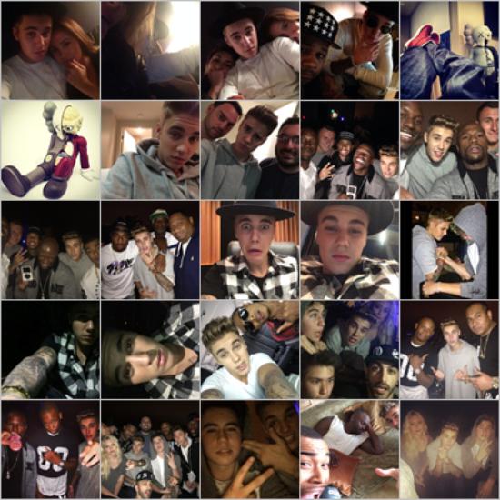 LE 19/06 - Justin a été aperçu quittant une salle de sport et le soir il a été vu quittant des studios d'enregistrement à Los Angeles !!