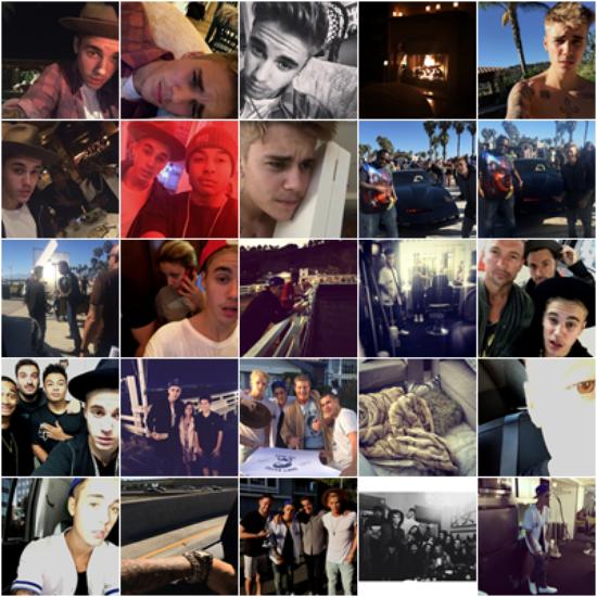 LE 20/09 - Justin et Selena se sont rendus à Universal Studios à Los Angeles !