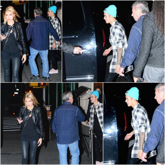 LE 25/10 - Justin a été vu à l'aéroport LAX de Los Angeles!
