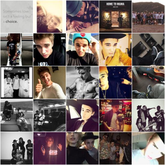LE 09/11 - Justin a été aperçu par des fans dans New York!