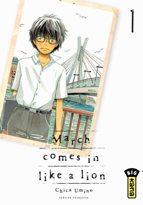 March come in like lion - Chica Umino