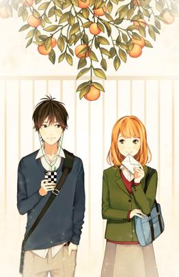 Orange - Ichigo Takano