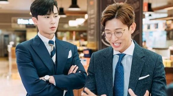 Qu'est ce qui cloche chez la secrétaire Kim ? - DRAMA