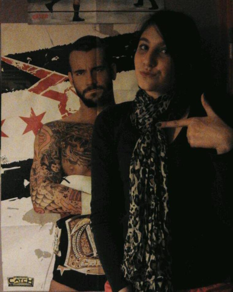 CM Punk ♥