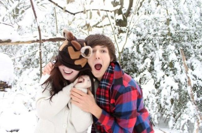 Imagine with Louis Tomlinson : Keep Calm and Let It Snow