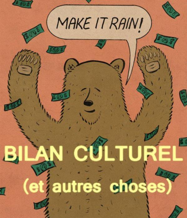 Bilan culturel n°2 !
