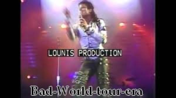 Le 23/05/1988 au 24/05/1988 Michael se rend à Rome
