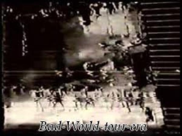 Le 11/06/1988 au 12/06/1988: Michael se rend en Suède (Gothembourg)