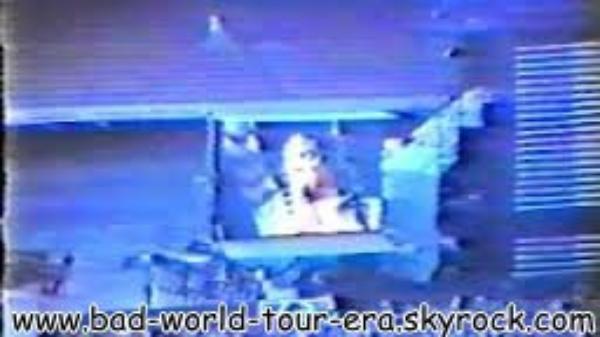 Le 1/07/1988 au 10/07/1988: Michael se rend encore en Allemagne