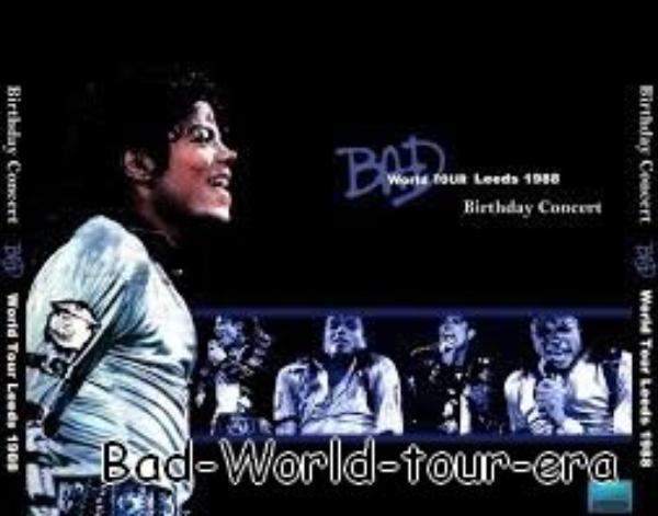 Le 26/08/1988: Michael se rend encore en Angleterre mais une ville supplémentaire: