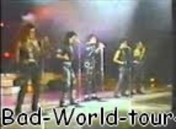 Le 10/09/1988: Michael Jackson se rend Milton Keynes (Angleterre)