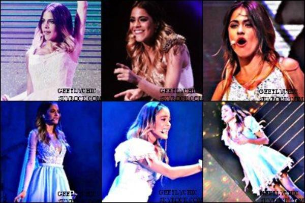 ● ● Quel est votre Tenue préférer de Violetta Live ?