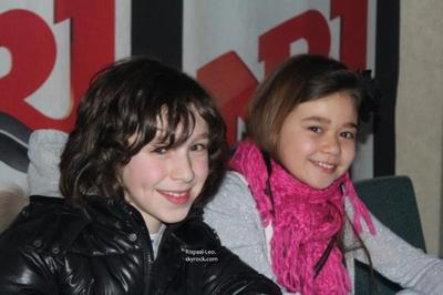 Léo au concert pour l'UNICEF le 10.03.12