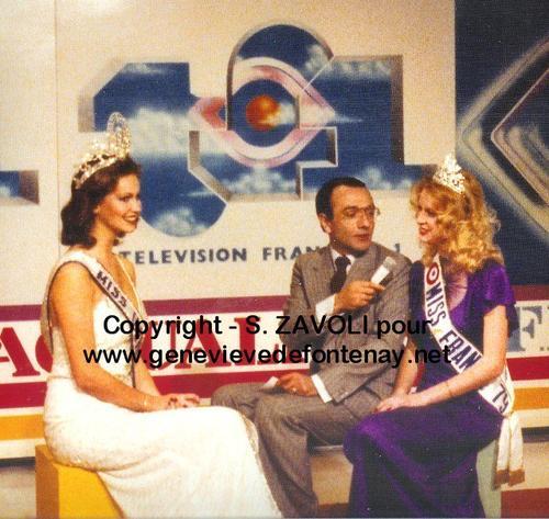 Sylvie Parera - Miss France 1979