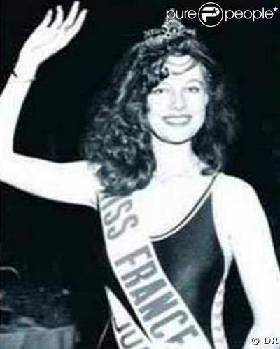 Patricia Barzyk - Miss France 1980