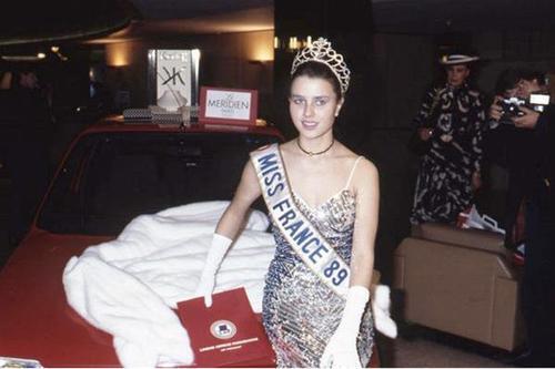 Peggy Zlotkowski - Miss France 1989
