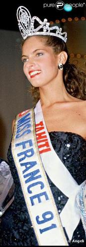 Mareva Georges - Miss France 1991