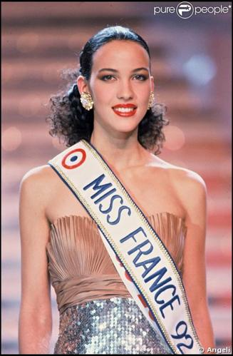 Linda Hardy - Miss France 1992
